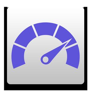 rýchlosť ikona