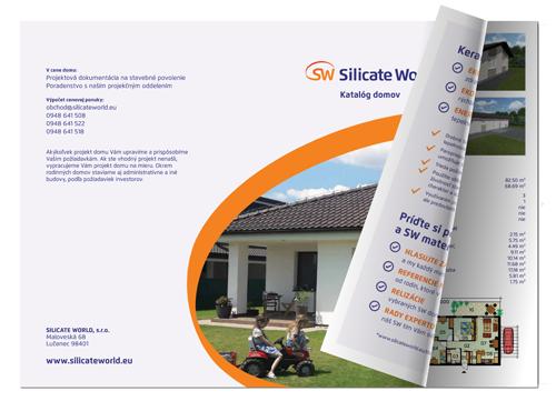 Katalóg projektov rodinných domov PDF