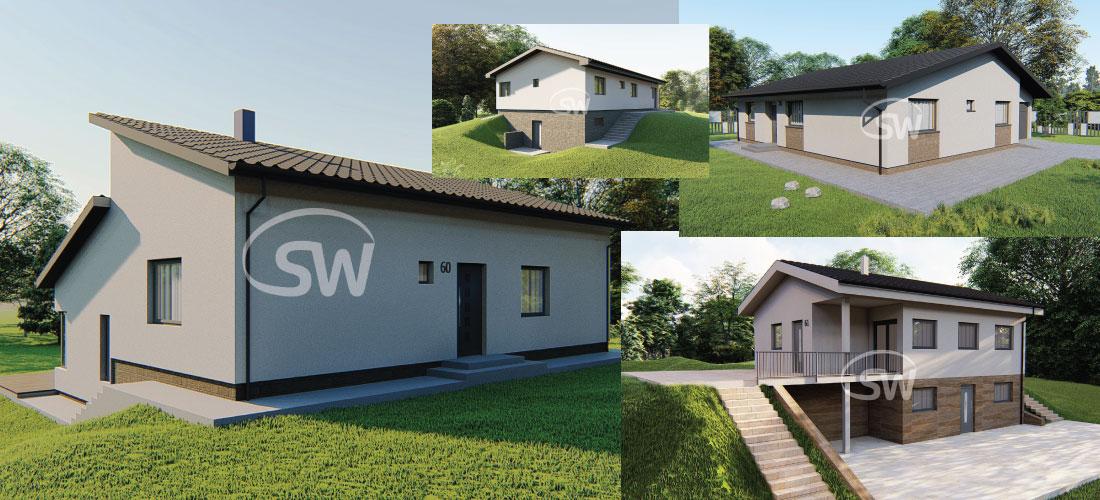 Keramický montovaný dom - projekt mesiaca