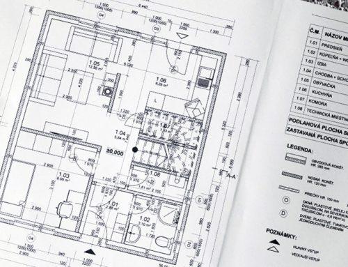 Vydané stavebné povolenie a výstavba domu hneď