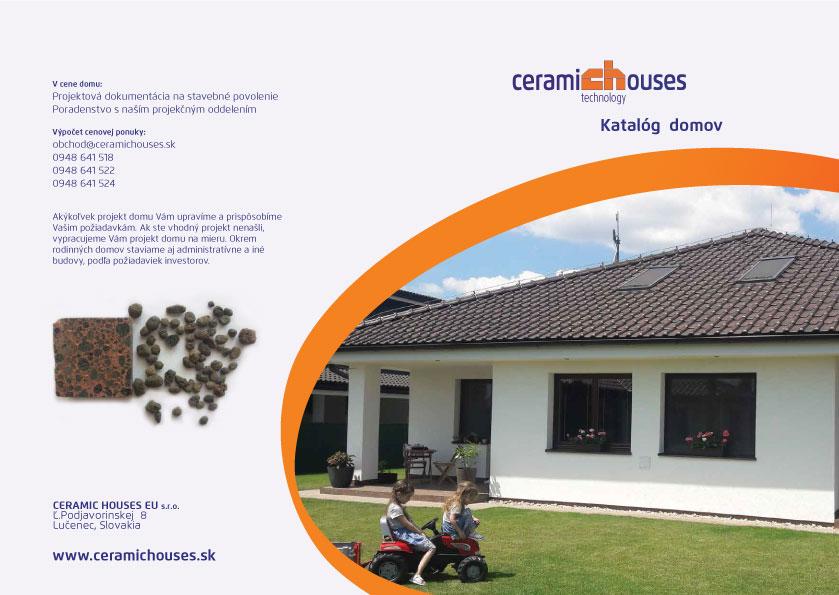 Katalog projektov rodinnych domov