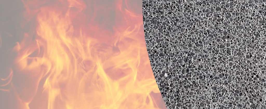 Požiarna odolnosť a reakcia na oheň keramického montovaného domu